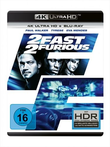 Image of 2 FAST 2 FURIOUS - 4K UHD D