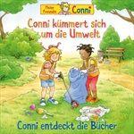 66-CONNI-KUEMMERT-SICH-UM-DIE-UMWELT-BUECHER-7-CD