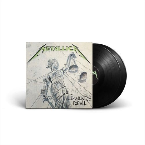 Image of ...AND JUSTICE FOR ALL (REMASTERED / 2LP)