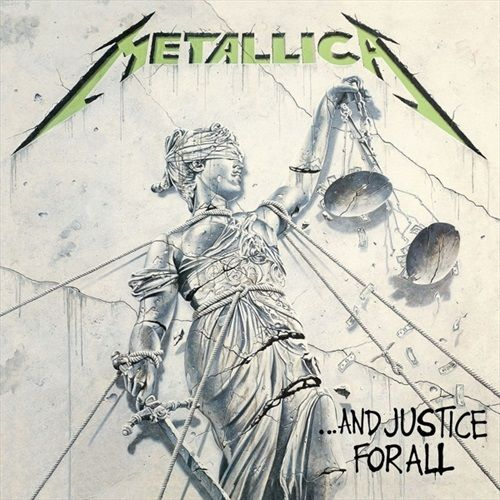 Image of ...AND JUSTICE FOR ALL (REMASTERED)