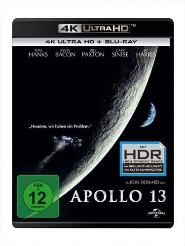Image of APOLLO 13 - 4K UHD ST UV D