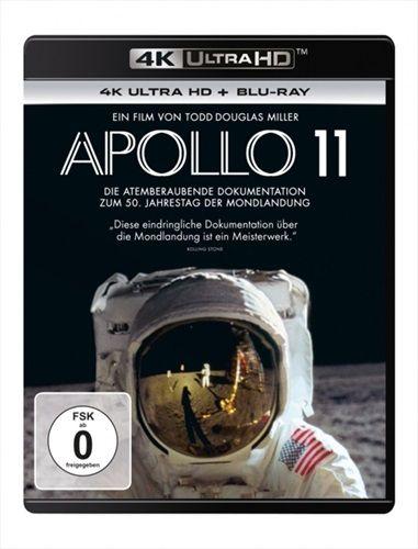 Image of Apollo 11 - 4K UHD D
