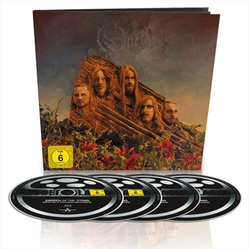 Image of Garden Of The Titans (Opeth Live at Red Rocks Amph