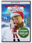 MCAREYS-ALL-I-WANT-FOR-CHRISTM-DVD-ST-493-DVD-D-E