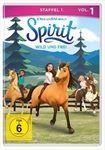 SPIRIT-WILD-UND-FREI-STAFFEL-1-VOLUME-1-1065-DVD-D-E