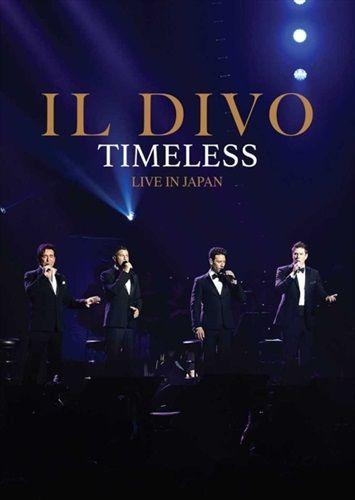 Image of TIMELESS LIVE IN JAPAN (AT NIPPON BUDOKAN, TOKYO)