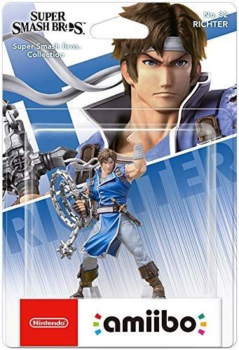 amiibo-Smash-Bros-No82-Richter-Amiibo-D-F-I-E